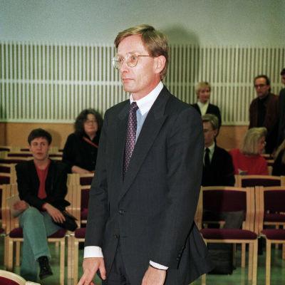 Robert Liljeström år 1992
