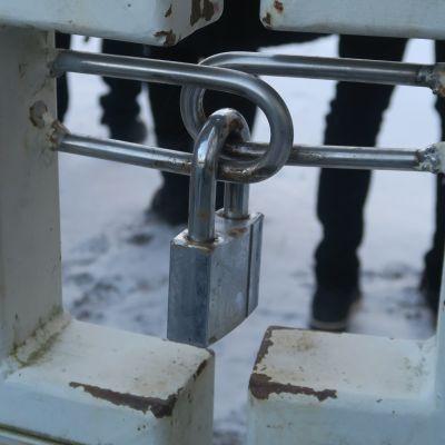 Lukko Riihimäen vankilassa