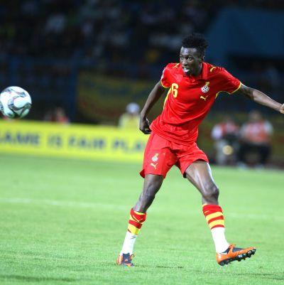 David Addy representerade Ghana vid U20-VM 2009.