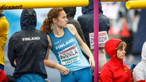 Ella Junnila, U23-EM 2019.