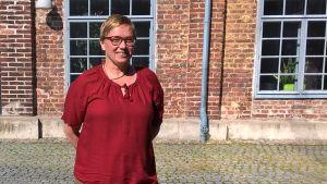 Johanna Wassholm, forskare i historia vid Åbo Akademi.