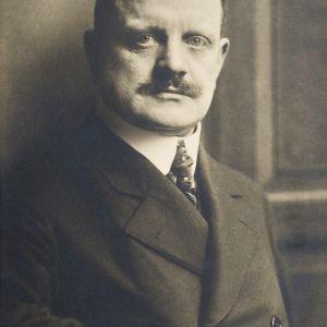 Jean Sibelius (Lontoo, 1912)