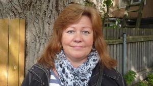 Mona Damén är med i det svenska TV-programmet Bonde söker fru.