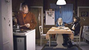 Elma ja Liisa. Yle Kuvapalvelu.