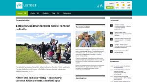 Ylen turvapaikanhakijat-sivusto
