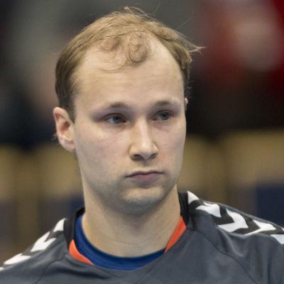 Tuomas Laitinen, Finland-Slovakien, januari 2018.