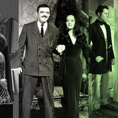 svartvit film, the addams family, the artist, jezebel, tv-serie, skärmdumpar