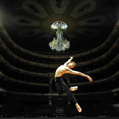 Friedemann Vogel balettdansör.