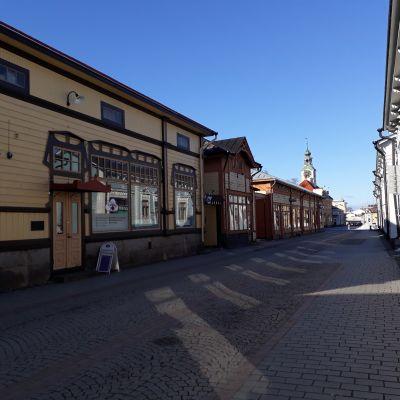 Rauman vanha kaupunki