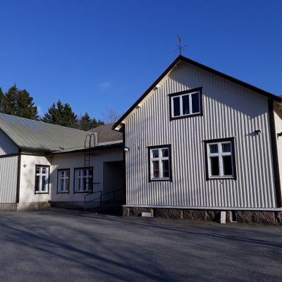 Huolin koulu Mynämäellä.