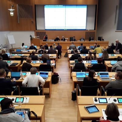 Rovaniemen kaupunginvaltuusto