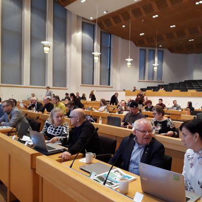 Rovaniemen kaupunginvalltuusto