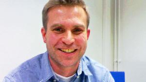 Marcus Björklund på Vaisala.