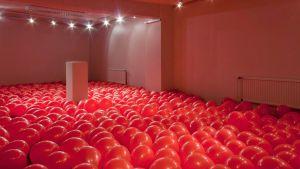 Henri Ijäs: Poks, 2014. Galleria Ansa Puntalo