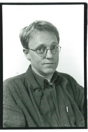 regissören Joakim Groth på ett foto från 1995.