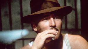 Paul Newman elokuvassa Puhallus (1973).