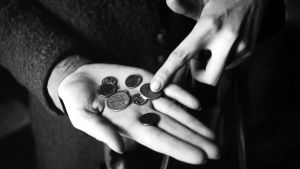 Vad räcker pengarna till