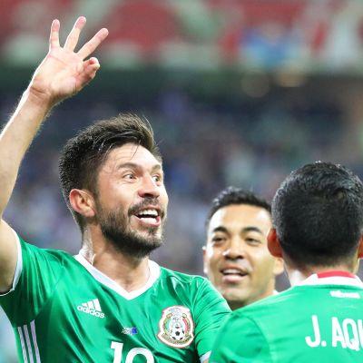 Meksiko juhlii maalia.