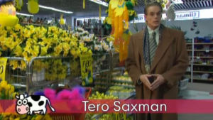 Tero Saxman -hahmo Iltalypsyssä