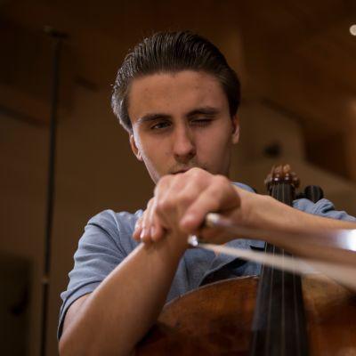 Leonardo Chiodo, Paulon kansainvälinen sellokilpailu 2018