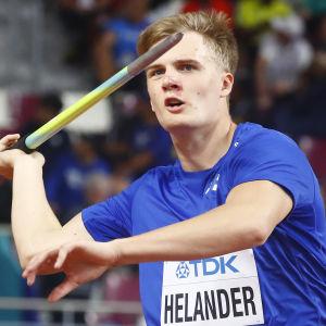 Oliver Helander.