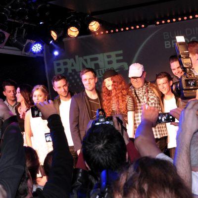 Eurovisionsstjärnor på Nordic Party