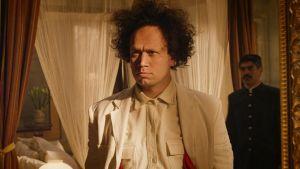 Elmer Bäck i rollen som Sergei Eisenstein i Peter Greenaways film