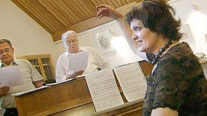 Frau Bergman on dokumentti rohkeasta ja tarmokkaasta naisesta.