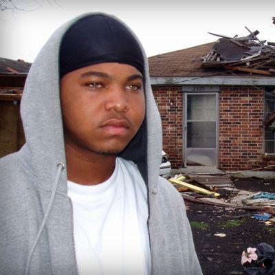 Houstoniin myrskyä paennut nuori mies pääsi vierailemaan kotikaupungissaan New Orleansissa vasta puolitoista vuotta Katrinan jälkeen.