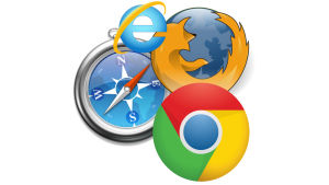 nettiselainten logoja