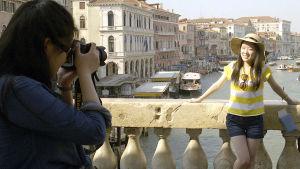 Jag älskar Venedig