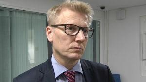 Jordbruks- och miljöminister Kimmo Tiilikainen (C).