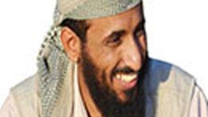 Al Qaidas högsta ledare i Jemen Nasher al-Wuhayshi.