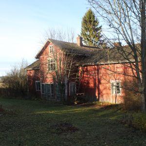 Falla gård i ursprungligt skick