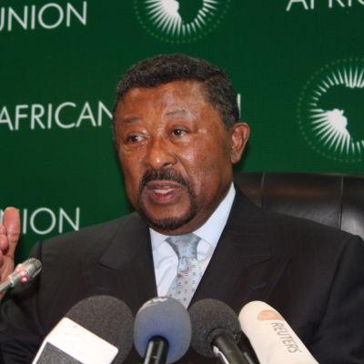 afrikkalainen ministeri