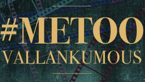Närbild på pärmen till boken #Metoo - vallankumous