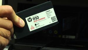 Hp 950 värikasetti