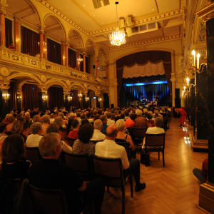 Musikhalle, Ludwigsburg