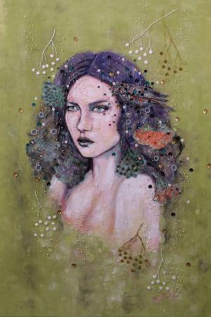 Mirja Marschin taideteos