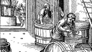 Ölbryggning på 1500-talet