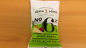 John & John Mixed roots