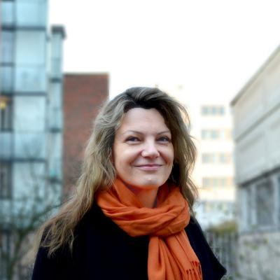 Tiina Tolonen är Mensas första kvinnliga ordförande.
