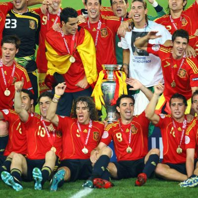 Futiskesä Espanja 2008