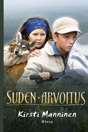 Kirsti Manninen: Suden arvoitus. Otava, 2006