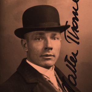 arkkitehti Valter Thomé