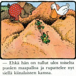 Rasmus Nalle ja kuoppa