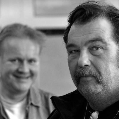 Orvar Hansson och Mårten Holm.