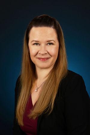 Universitetslektor Maria Mäck