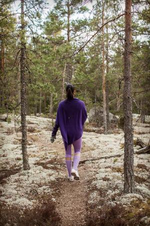 Metsäkävelymeditaatio