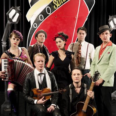 Darya & Månskensorkestern